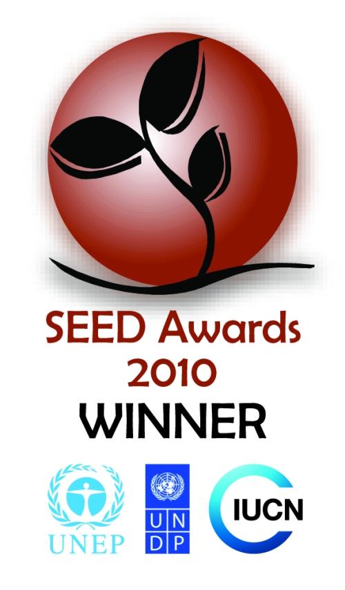 SEED 2010 Winners Logo