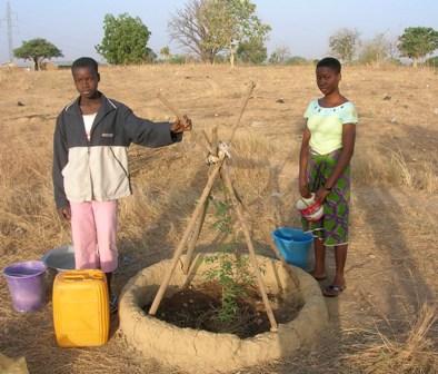 The Dun Colours of the Dry Season Ghana